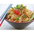 Asian Noodles with Peanut Sauce_healthy zen