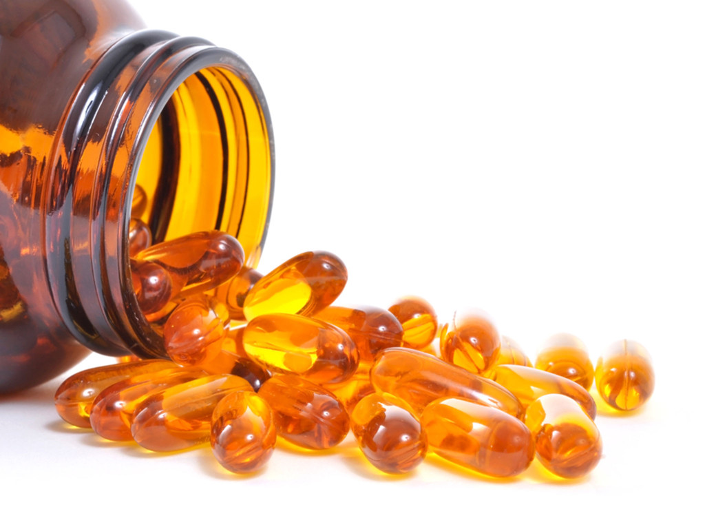 Vitamin D3 supplements