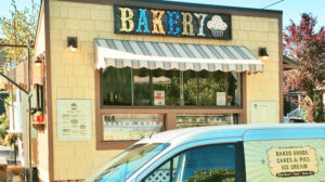 The front side of the Back To Eden Bakery