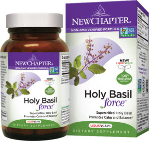 Holy Basil Force supplement package