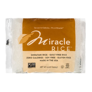 Miracle Rice Package